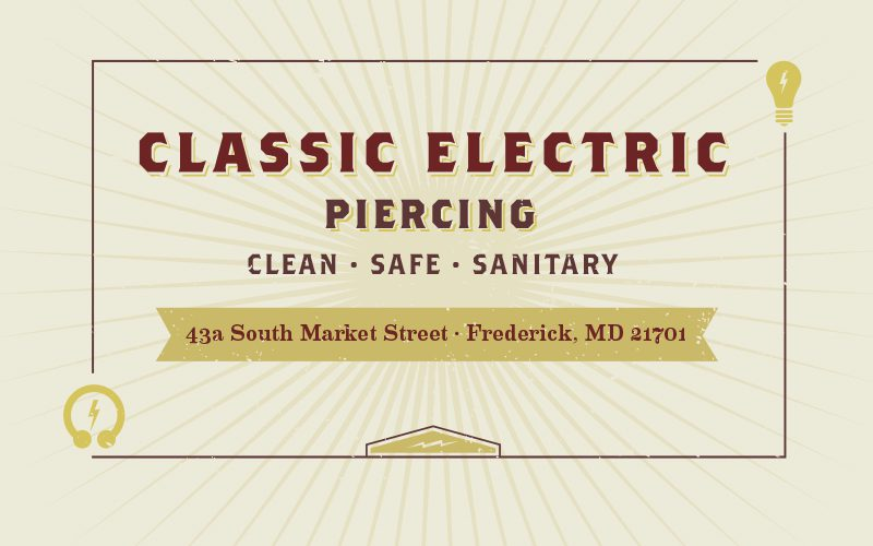 Classic Electric Piercing